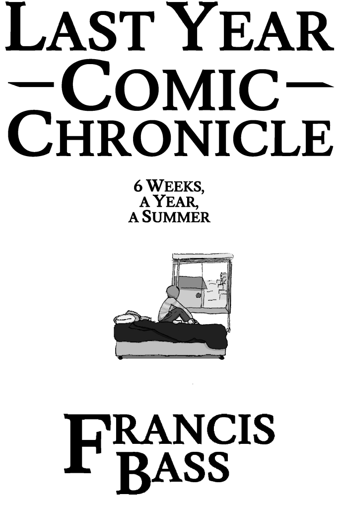 Last Year Comic Chronicle