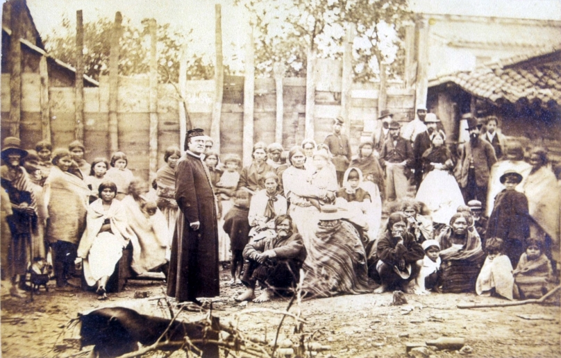 Paraguayan_refugees_from_the_town_of_San_Pedro